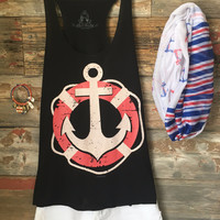 Anchored to You Tank