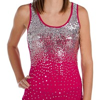 Daytrip Sequin Tank Top