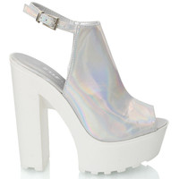 Holographic Platforms