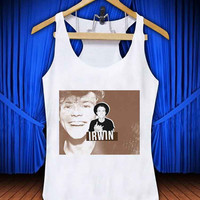 Irwin  5 second of summer #thetengtop for Tank Top Mens and Tank Top Girls custom
