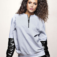 """GREY EXCELLENCE Sweat-shirt """"F"""" 