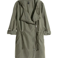 H&M Parka with Hood $39.99