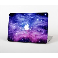"""The Purple and Blue Scattered Stars Skin Set for the Apple MacBook Pro 13"""""""