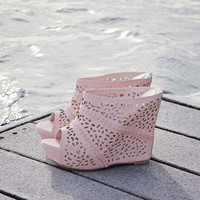 Willow Lace Wedges