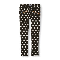 Girls Printed Ponte Jeggings | The Children's Place