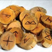 Natural Willow Runes at Every Witch Way Online Shop