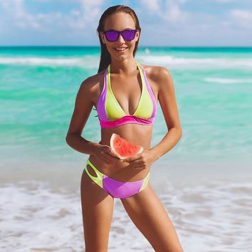 Swimsuit Sexy Summer Beach Hot New Arrival Women's Fashion Hot Sale Swimwear Bikini [9891794186]