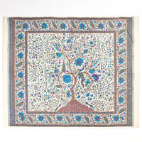 Tree Of Life Double Tapestry Blue Combo One Size For Women 25227724901