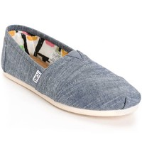 Toms Classic Blue Chambray