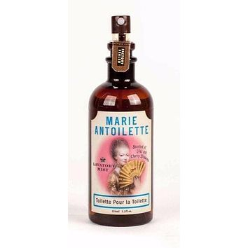 Marie Antoilette Lavatory Mist with Lilac and Cherry Blossoms Scent