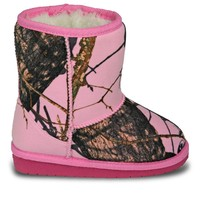 Toddlers' Mossy Oak Boots - Pink Breakup Infinity (Special Offer)