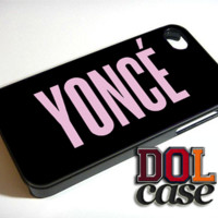 YONCE Beyonce Album Yonce Beyonce Knowles iPhone Case Cover | Free Shipping | Alpa 206