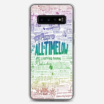 All Time Low Samsung Galaxy S10 Plus Case