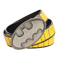 DC Comics Batman Reversible Belt