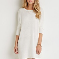 Dolman-Sleeved Dress