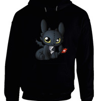 Toothless How To Train Your Dragon Hoodie