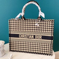 DIOR BOOK TOTE BAG