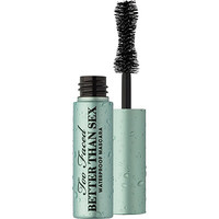 Too Faced Travel Size Better Than Sex Waterproof Mascara