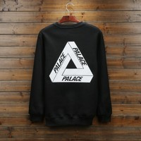 Round-neck Pullover Skateboard Hoodies [9282215495]