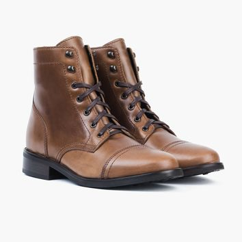 Women's Natural Captain Boot | Thursday Boot Company