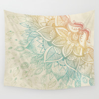 Inspire Wall Tapestry by Rskinner1122
