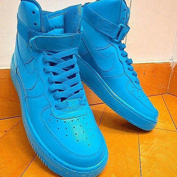 Shop Custom Nike Air Force Ones On Wanelo