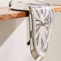 Dali Melting Clock | Urban Outfitters