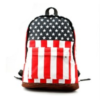 Canvas Campus Backpacks