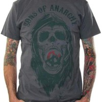 Sons Of Anarchy T-Shirt - Anarchy Skull