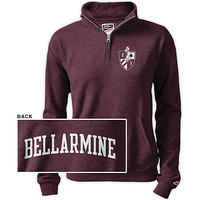 Bellarmine University Women's 1/2 Zip Top