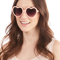 Fairytale My Sunny Valentine Sunglasses by ModCloth
