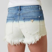 GUESS SUPER BLEACH STRETCH SHORT