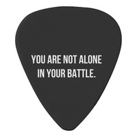 You Are Not Alone Guitar Pick