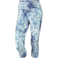 Nike Women's Legend Printed Tight Capris 2.0 - Dick's Sporting Goods