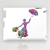 Mary Poppins iPad Case by Bitter Moon