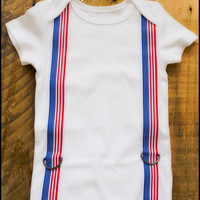 """4th Of July Outfit For baby Boys """" Doodle Of A Dandy""""  Photo Props Newborn Children Clothing Boys Tee Shirt"""