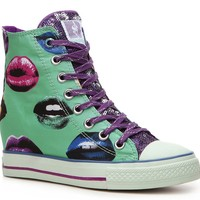 Shop  Daddy's Money Gimme Kisses Wedge Sneaker Larger View