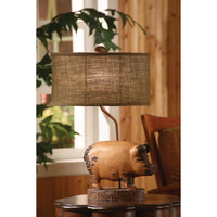 Crestview Collection Cvarp358 Pig Table Lamp
