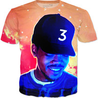 """Chance The Rapper Coloring Book """"t-shirt"""""""