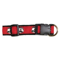 Natty Boh Logo (Red) / Dog Collar