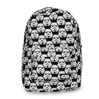LOUNGEFLY STAR WARS STORMTROOPER ALL OVER PRINT BACKPACK