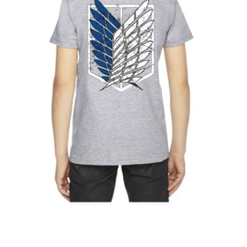 Attack On Titan - Youth T-shirt