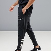 Nike Training Pro Project X Joggers In Black AH9598-010 at asos.com