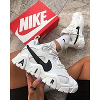 Nike Air Barrage Low Retro Sports Sneakers Casual Shoes
