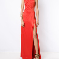 Tufi Duek One Shoulder Gown - Farfetch