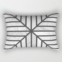 Celebration Stone Rectangular Pillow by Fimbis
