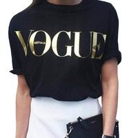 2016 New Women Letter Print T shirts clothing Female Short Sleeve t-shirt Women Top Plus Size tops 71089