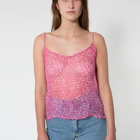rsacf306spo - Printed Polyester Camisole