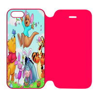 Disney Winnie The Pooh Quotes iPhone 5 | 5S Flip Case Cover
