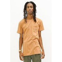 Pocket T-Shirt in Clay